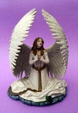 PRAYING ANGEL FIGURE FIGURINE STATUE BEAUTIFUL