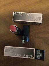 Mary Kay Gel Semi-Matte Lipstick Always Apricot #089644 Full Size .13oz NIB