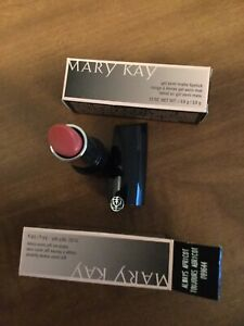 Mary Kay Gel Semi-Matte Lipstick Always Apricot #089644 Full Size .13oz NIB