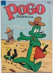 POGO POSSUM #12 FN 6.0 DELL 4-6/1953
