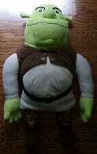 Large Vintage Shrek the Green Ogre Stuffed Animal/Pillow Toy ***VERY RARE***