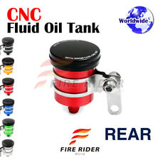 FRW 6C CNC Fluid Reservoir Rear Brake For Suzuki SV 650 / S 99-01 99 00 01