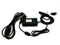 Microscan 97-100004-15 Barcode Scanner Power Supply w/ 110V and Euro Cords