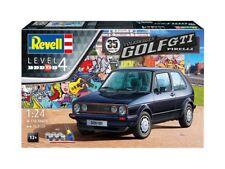 Revell 1:24 35 Years VW Golf Mk.I GTI Pirelli Golf Model Kit Gift Set - 05694
