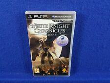*psp WHITE KNIGHT CHRONICLES Origins(NI) RPG Game PAL UK Version REGION FREE