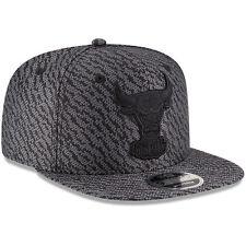 Chicago Bulls New Era 9FIFTY Boost Hook Adidas Yeezy Boost 350 Pirate Black NWT!
