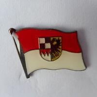 Mittelfranken  Bayern Flaggenpin,Flagge,Pin,Anstecker