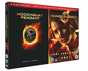 The Hunger Games: Mockingjay Pin Exclusive - DVD  WCVG The Cheap Fast Free Post