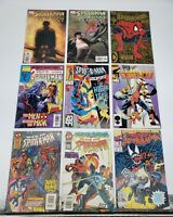 Lot of 15 Spiderman Marvel Comic Books - Free Shipping