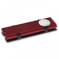 EK Water Blocks EK-M.2 nvme Dissipateur de chaleur-Rouge
