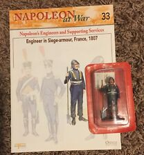 Del Prado Napoleon at War #33 Napoleon's Engineers and Supporting Services