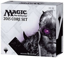 MAGIC THE GATHERING CORE 2015 SET M15 BOOSTER 1//6 BOX 6 PACKS  SAME DAY SHIPPING