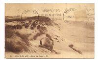 berk plage ,  dans les dunes