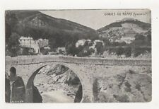 Gorges Du Reart France 1910 Postcard 168b