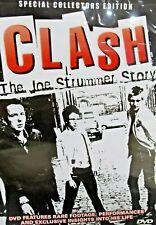 Clash, Joe Strummer Story,DVD, Punk Rock,London Calling ,Performance ,Interviews