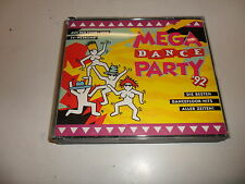 Cd  Mega Dance Party '92
