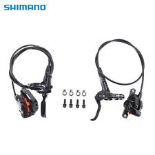 SHIMANO Deore XT M6000 Brake MTB Hydraulic Disc Brake Set Front & Rear Black