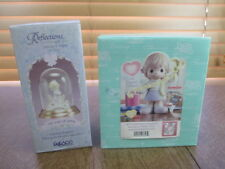 Precious Moments lot of 2 A Love Beyond Measure +limited.Pewter #TP 9