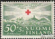 Finland Mi.-Aantal.: 217 gestempeld 1939 Rood Cross