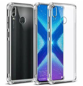 Case for Huawei Y9 Y7 Y6 2019 Shockproof Bumper Silicone Protective Gel Cover
