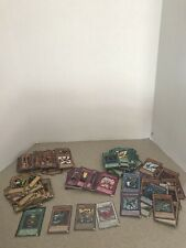 Yu-Gi-Oh! 300 +Mixed Cards Lot With Lot Of First Edition & Limited Edition Cards