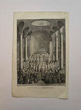 Eau-Forte, Eglise des Arméniens, B. Picart, début XVIIIème