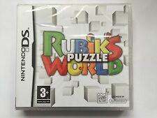 Rubiks Puzzle World pour DS