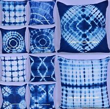 100 PC Wholesale Lot Tie Dye Cushion Cover Throw Home Decor Cotton Pillow 16""