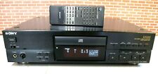 ? Sony High End CD Player CDP-X202ES aus der ES Serie mit Fernbedienung