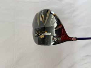New Cobra S2 Left Handed Driver 10.5 Degree Regular Flex Grafalloy Graphite