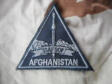 ISAF SOF SPECIAL OPERATIONS FORCES SF Afghanistan VELCRO PATCH badge USSF UKSF