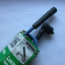 Lucas Silicone Speedlead Distributor To Plug HT Lead 90cms Push In Type NOS
