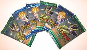 6X Dragon Ball Z Perfección Aumentador Packs 12 Tarjetas / Pack! Nuevo Sellado