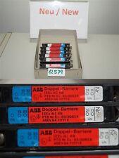 Abb doble barrera PTB EX-83 2053X GHG 11 , GHG11 49130