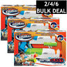 2/4/6 x NERF SUPER SOAKER SCATTERBLAST WATER PISTOL KIDS TOY GUN ACTION BLASTER