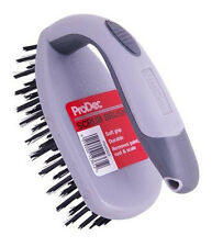 ProDec Block Wire Brush With Overgrip Handle 5 Wire Rows (PSAT003)