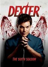Dexter: Season 6 [DVD] NEW!