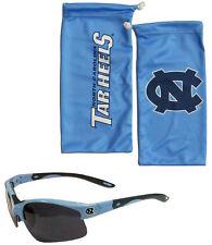 Siskiyou N. Carolina Tar HEELS NCAA Blade Sunglasses