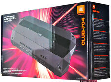 JBL CLUB-704 1000W Peak (400W RMS) Club Series 4-Channel Amplifier Car AMP