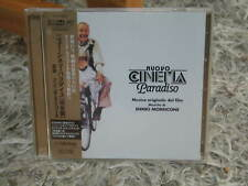 Ennio Morricone Cinema Paradiso 23Trks Complete Edition Rare Oop Japan K2Hd Hqcd