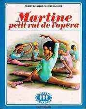 Martine Petit Rat D'opera casterman