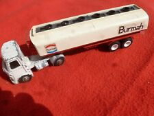 A DINKY DIE CAST VEHICLE - A FODEN AEC ARTICULATED LORRY TANKER