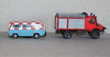 Roco H0 Feuerwehr + VW Bus, 1:87