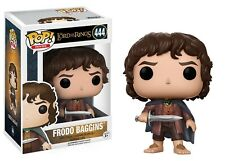 Funko - Pop Movies: Lord Of The Rings / Hobbit - Frodo Baggins Brand New In Box