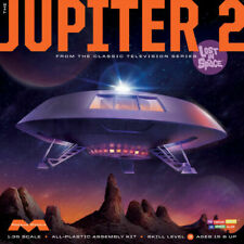 Moebius JUPITER 2 LOST IN SPACE 1/35 Model Kit Complete No Box