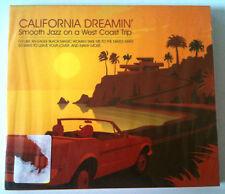 CALIFORNIA DREAMIN' - SMOOTH JAZZ ON A WEST  2CD NEUF