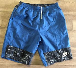 Nike shorts men's size Large