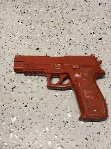 ASP Sig Sauer P220 / P226 Red / Brown Gun Training Replica Gun Pistol