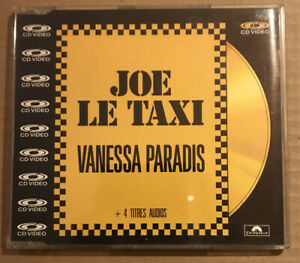 Vanessa Paradis ‎– Joe Le Taxi - CD VIDEO