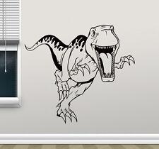 Dinosaur Wall Decal T-Rex Tyrannosaur Vinyl Sticker Kids Art Decor Mural 134xxx